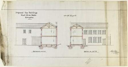 Industrial heritage drawing